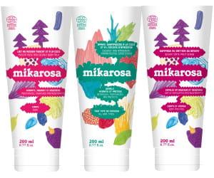 gommage et shampoing mikarosa, de 13 à 29 euros.