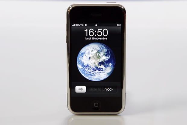 Tops et flops high-tech 2007. Top N°1 : l'iPhone