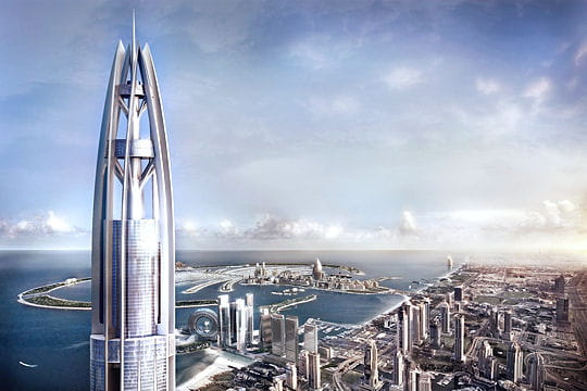 200 étages pour la tour Nakheel