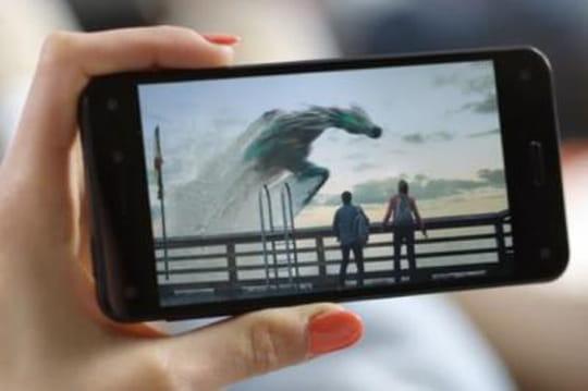 Amazon brade son Fire Phone et lelance en Europe