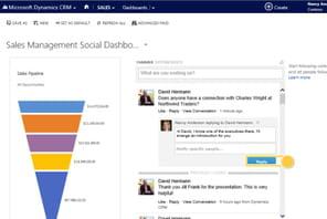Dynamics CRM Online 2014 sur la rampe de lancement face à Salesforce