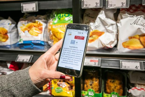 Plus d'informations disponibles... en faveur de la transparence alimentaire