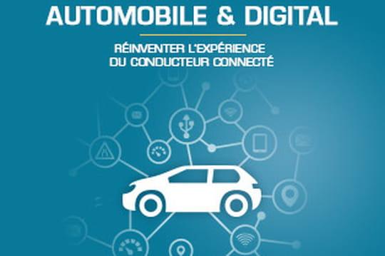 La conférence Automobile  & Digital aura lieu le 24 mars à Paris