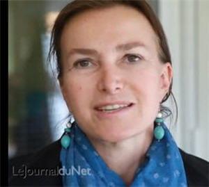 marie-laure sauty de chalon, dg d'auféminin.com