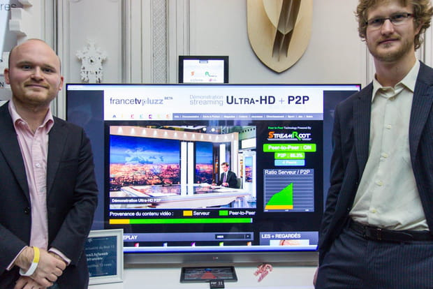 L'ultra HD bientôt possible chez soi
