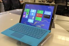 Malgré ce que dit Microsoft, la Surface Pro 3 ne remplacera pas votre portable