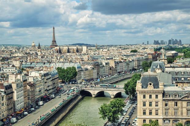 Paris : entre -3% de baisse et 3% de hausse des prix
