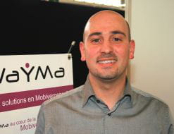 patrick de carvalho, directeur marketing et innovation de wayma