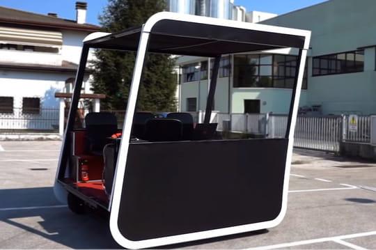 Pour Next, le transport du futur est un bus… saucissonné et autonome