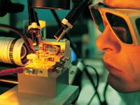 jenoptik est en pointe dans le secteur de l'optique.