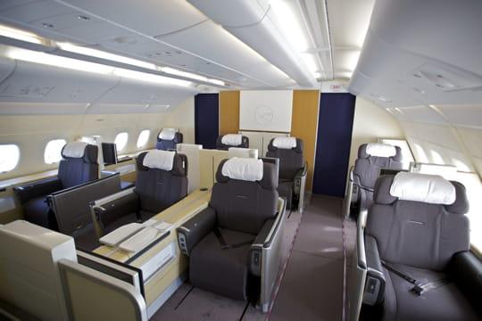First class Lufthansa