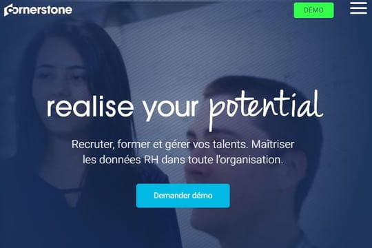 Cornerstone, l'appli cloud de gestion RH qui cartonne en France