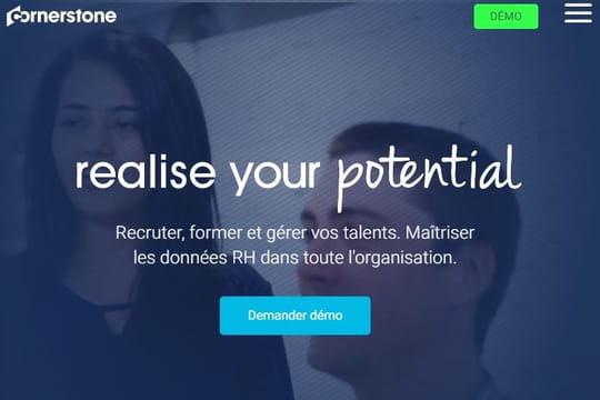 Cornerstone, l'appli cloud de gestion RH qui cartonne en France