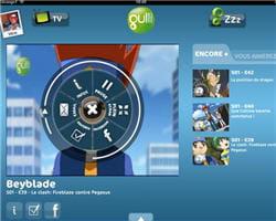 gulli voulait profiter des capacités vidéo de la tablette ipad.