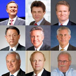 découvrez les 15 patrons les plus puissants du monde.