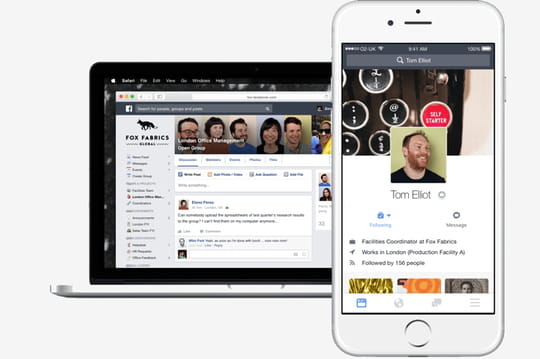 Workplace by Facebook à la loupe