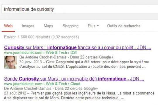 SEO: Google abandonne l'authorship