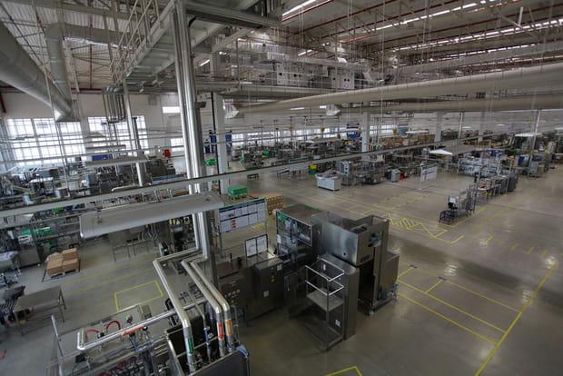 L'Oréal inaugure sa plus grande usine du monde enIndonésie