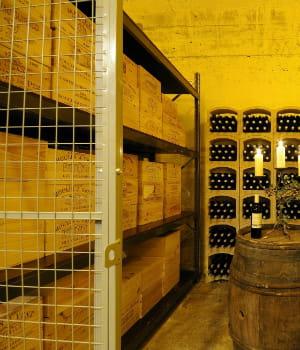 ce type de service séduit les urbains, incapables de conserver de grands vins