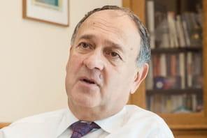 """Paul Hermelin (Capgemini):""""Nous n'avons pas prévu de fusionner avec Publicis"""""""