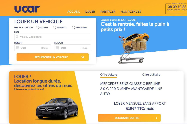 Avec Ucar Pool, le loueur Ucar veut créer des communautés locales d'autopartage