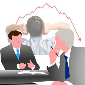 face à de mauvais résultats, manager et collaborateur doivent adopter une