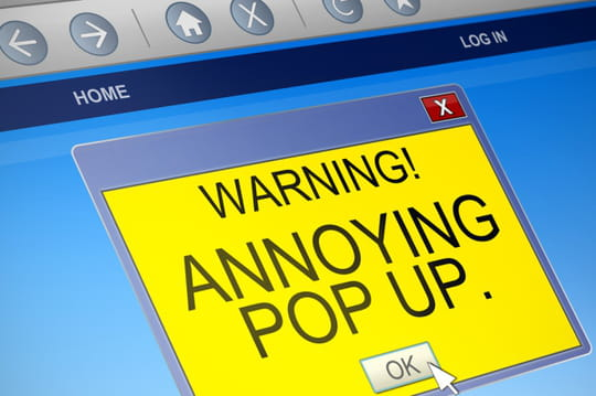 Pop-up: qu'est ce que c'est et comment les supprimer?