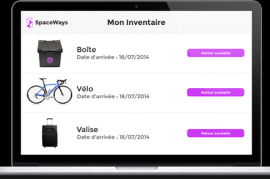 Rocket Internet lance Spaceways, un service de stockage à Paris