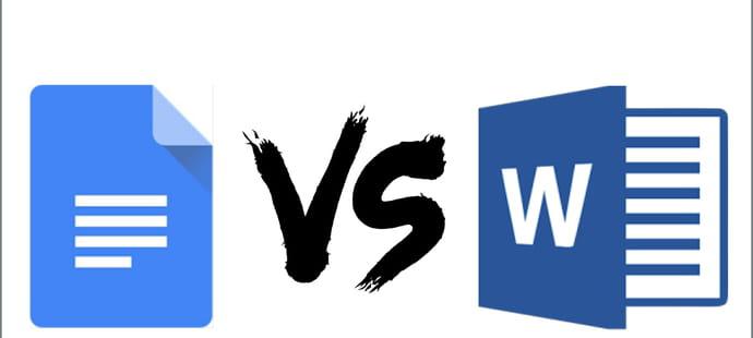 Google Docs vs Word: à chacun son IA pour mieux rédiger