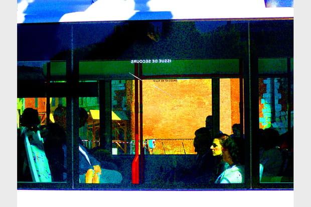 """Transport en commun"", de David Roditi"