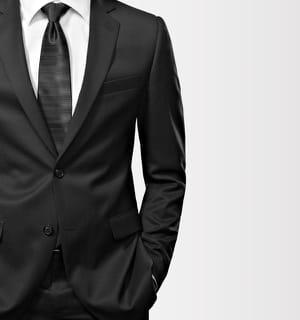 votre veste doit prendre la forme d'un sablier.