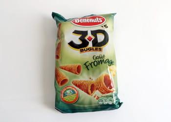 un euro = un paquet de biscuits apéritif