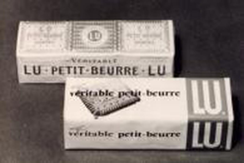 Petits beurres LU : les biscuits de 1950