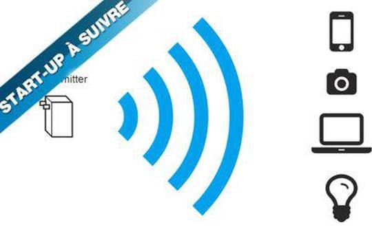 Start-up à suivre : Ubeam, pour charger son mobile à distance