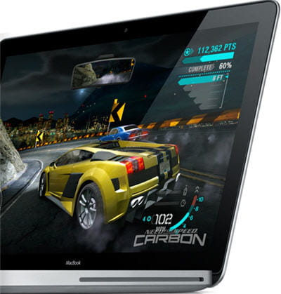 need for speed carbon sur un macbook ?