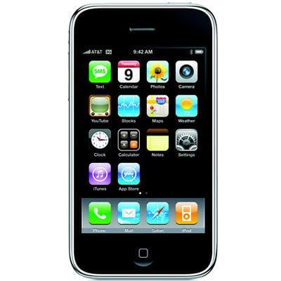fonction 3g du nouvel iphone