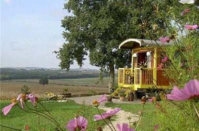 la communauté de communes de la lomagne gersoise se situe en région