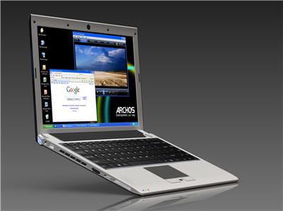archos annonce pour son ultra-portable, une autonomie record