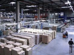 5000 m² pour l'entrepôt de sarenza