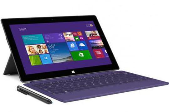Surface Pro 2: le test