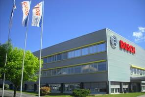 Bosch connecte ses usines pour développer la maintenance prédictive