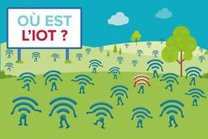 Les start-up françaises veulent géolocaliser les objets connectés