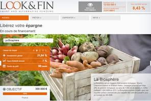 La plateforme de crowdlending Look&Fin lève 3millions d'euros