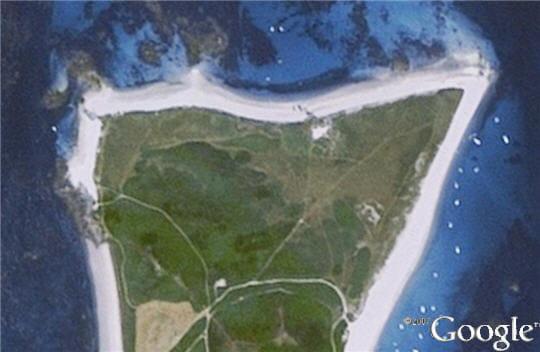 Au large de la Normandie ?