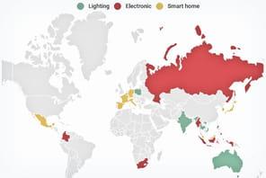 22pays et 100marques: Tuya conquiert l'IoT mondial avec son projet Nebula