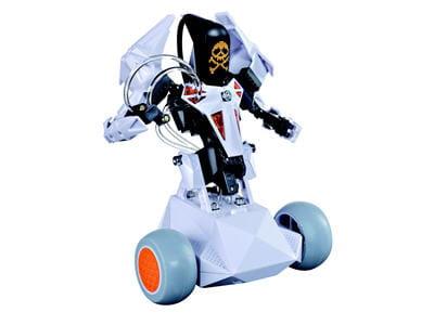 robot qui se pilote à la voix
