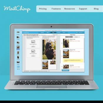 mailchimp, solution d'e-mail marketing
