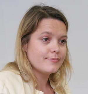yseulys costes, co-fondatrice et présidente directrice générale de 1000mercis