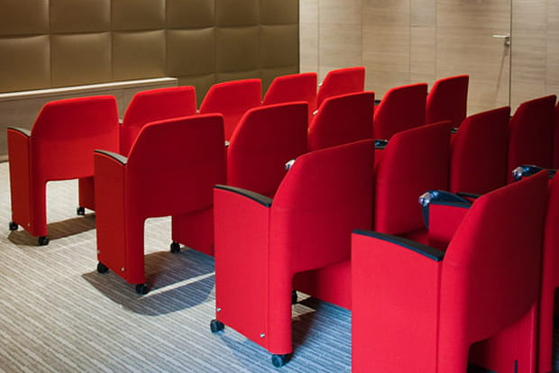 Siège BNP Paribas Cardif : auditorium