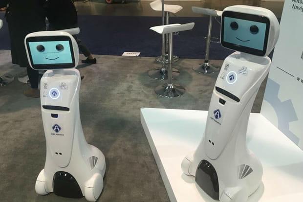 Amy A1: doyen parmi les robots compagnons